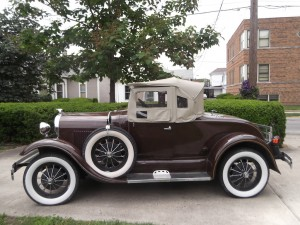 Donated Model A