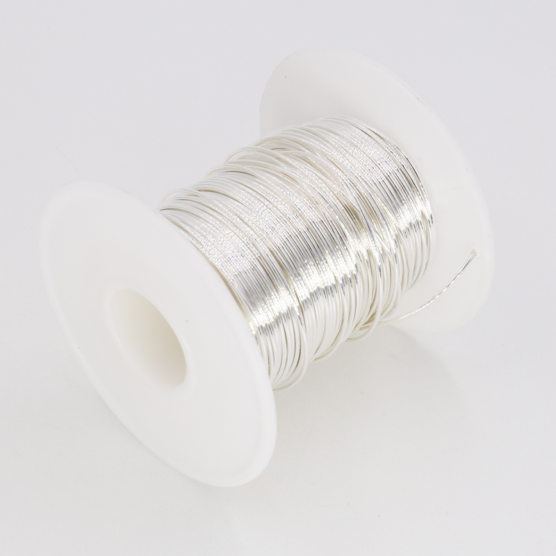 99.999% 5N Solid Core Pure Silver Wire | CancerBuster