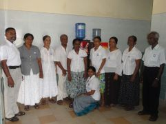 The dedicated team of the Tea Group