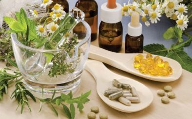 USING HERBS AND SUPPLEMENTS TO HEAL NATURALLY