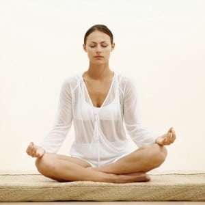 Using meditation for healing