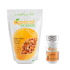 Laetrile Vitamin B17 Apricot Kernels Cancer