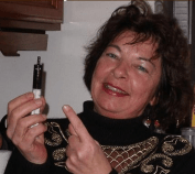 Corrie Yelland Anal cancer healed with cannabis oil