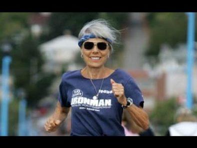 Ruth Heidrich breast cancer