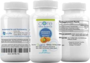 liposomal vitamin C for cancer