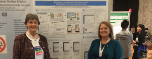 CPEN Poster Presentation with CancerHelp and Essentia Health participants