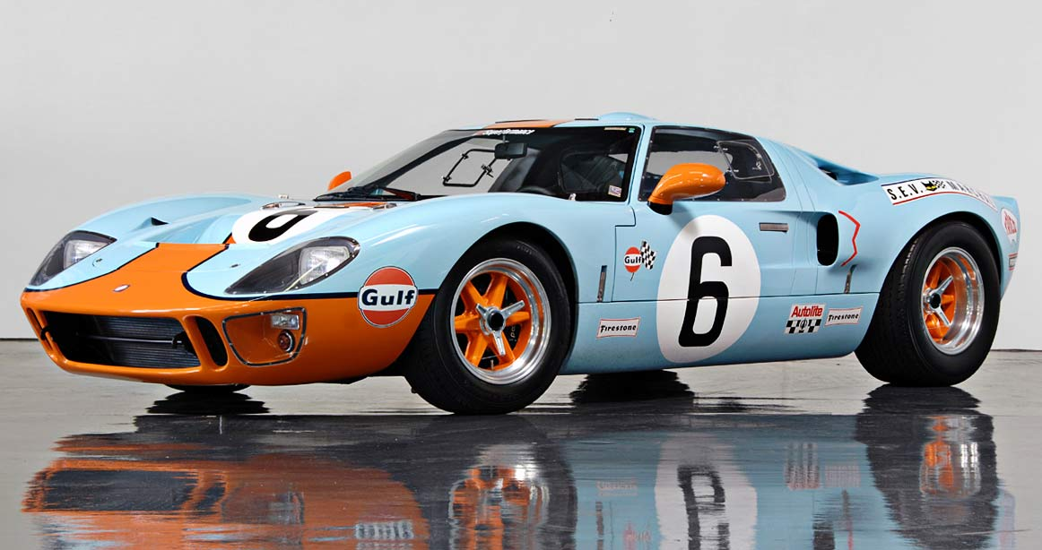 picture of Ford GT40