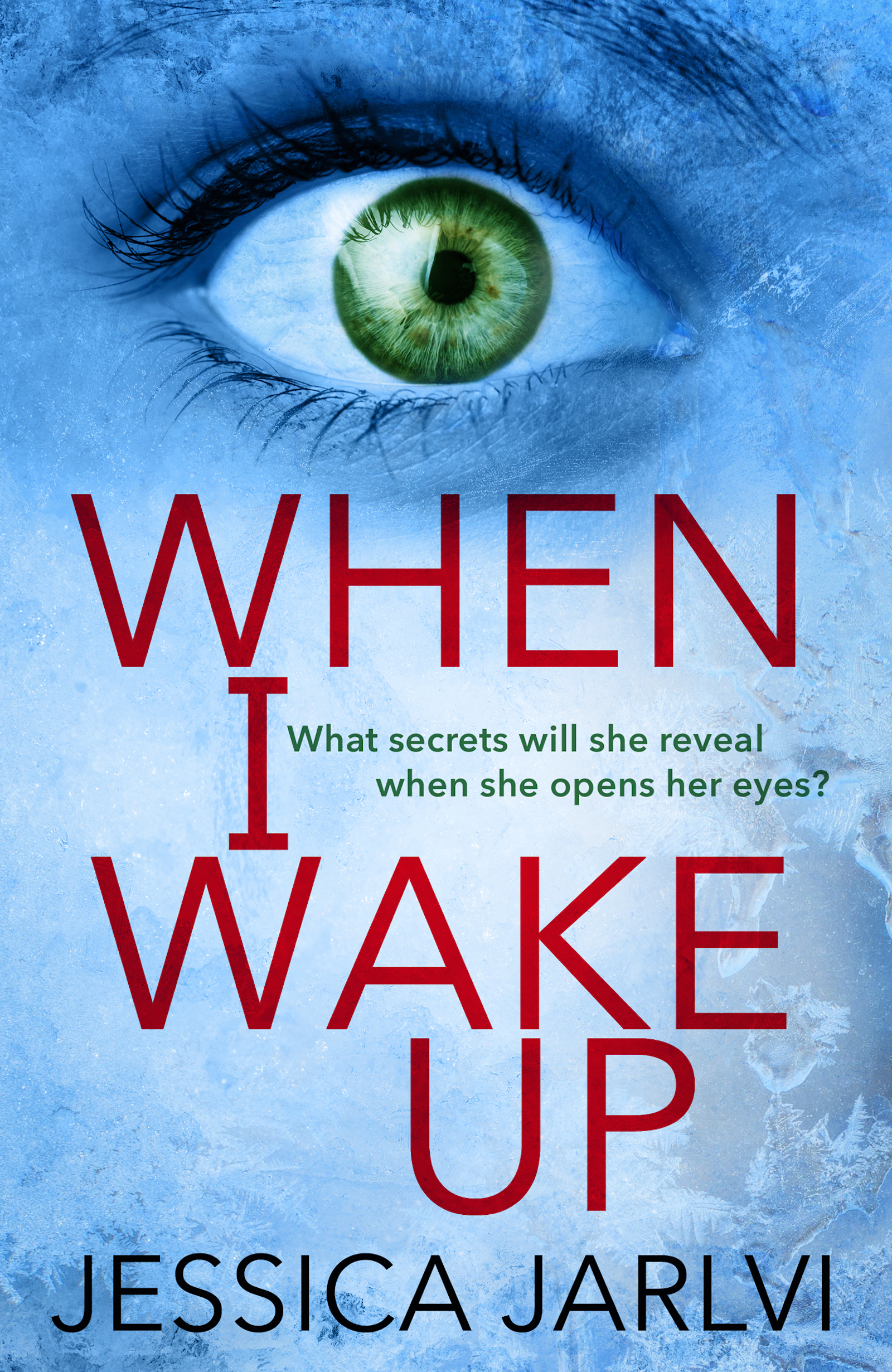 BlogTour #Review ~ When I Wake Up by Jessica Jarlvi @Aria_Fiction