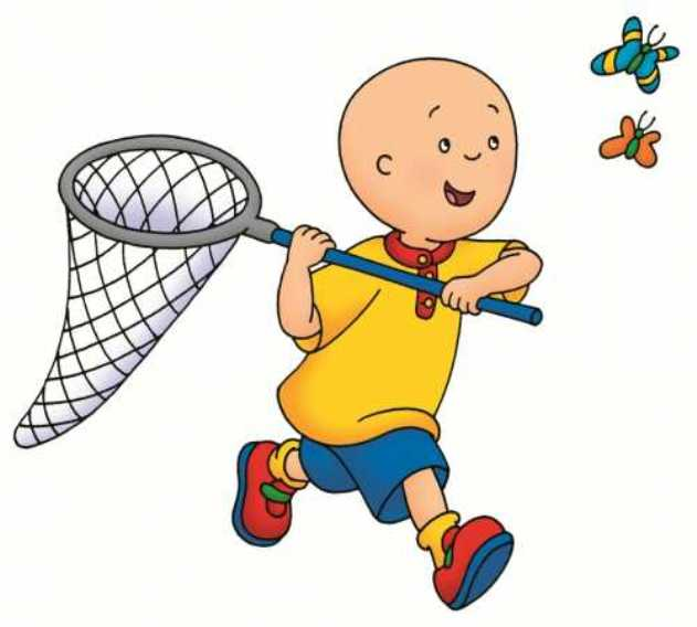 Does Caillou have Cancer, Why is he Bald with no Hair?
