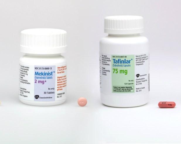 Trametinib and Dabrafenib for Melanoma Treatment