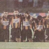 La mala suerte de Guaraní en la Copa Libertadores