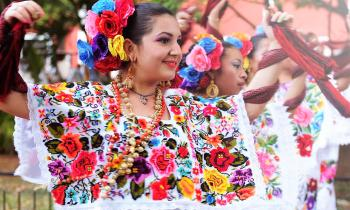 Yucatan regional garment