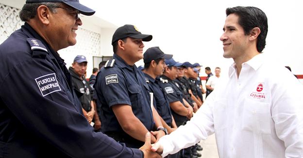 AJG policias