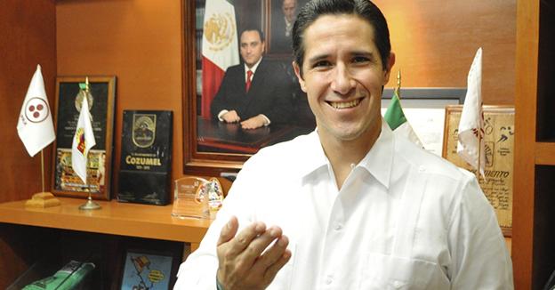 Aurelio Joaquin Cozumel
