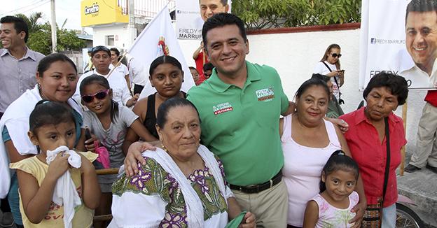 Fredy Marrufo Cozumel poblacion