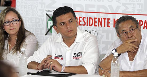Fredy Marrufo participacion ciudadana
