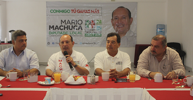 Mario Machuca colegio de abogados