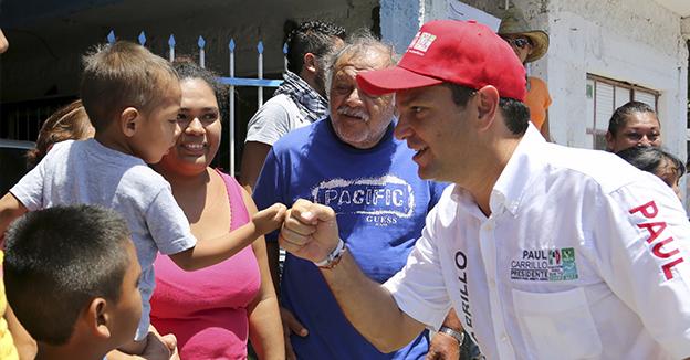 Paul Carrillo reactivar el centro de la ciudad