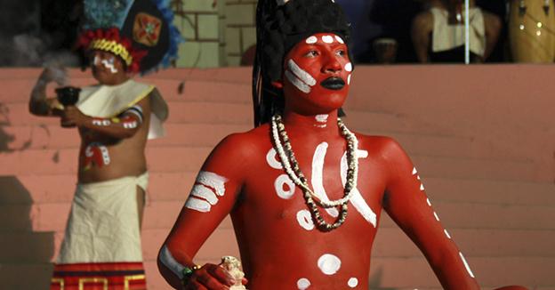 Ritual Maya Cozumel