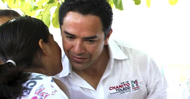 Chanito Toledo mujeres