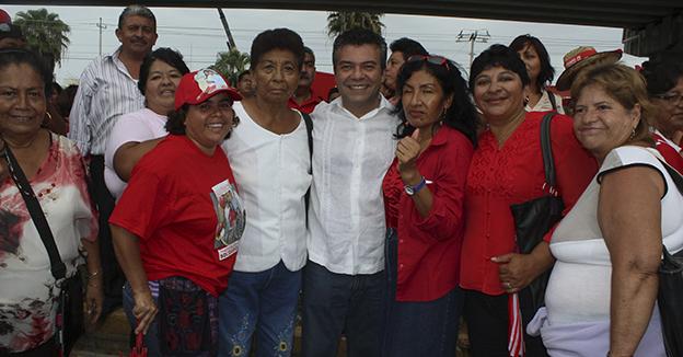 Mauricio Góngora municipio