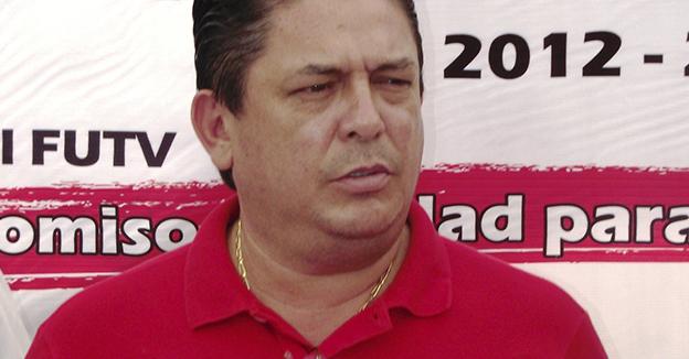 Oliver Fabro seguridad