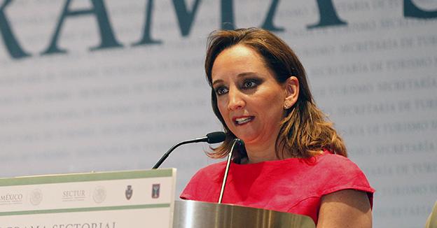Claudia Ruiz Massieu sectur