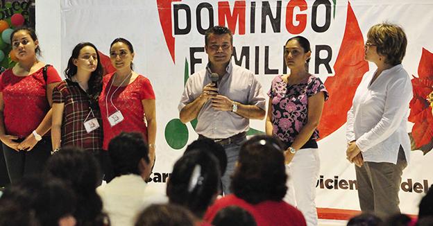 Mauricio Góngora domingo