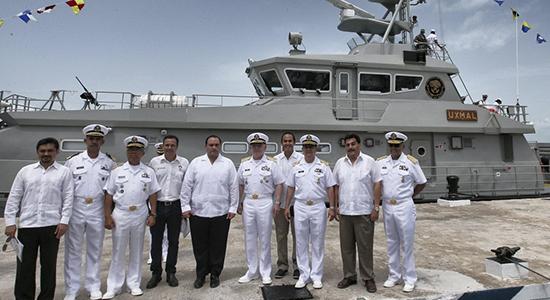 patrulla naval