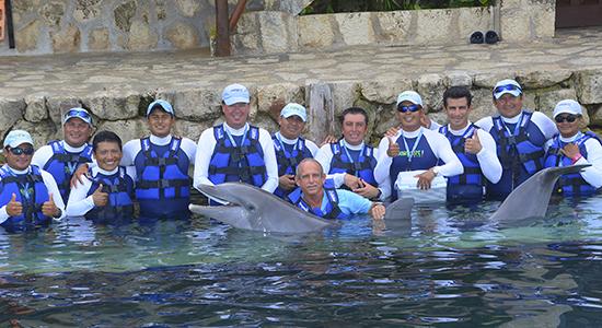 cumple delfín