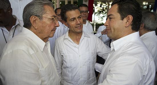 alianza mexico cuba