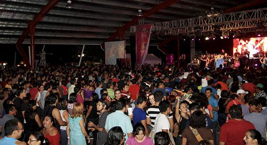 clausura festival cozumel