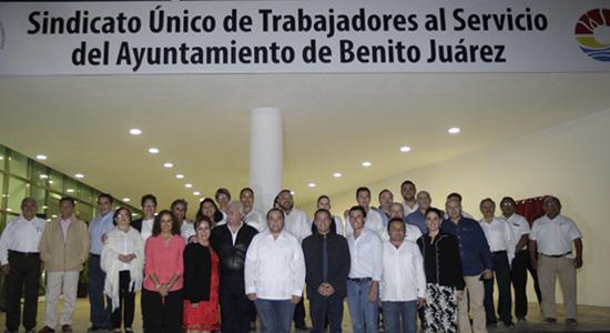 sindicato ayuntamiento cancun