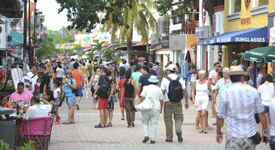 riviera maya saldo blanco semana santa