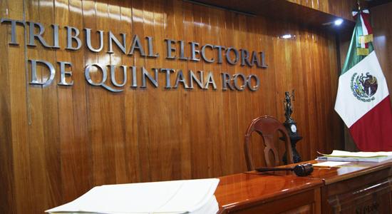 tribunal electoral quintana roo