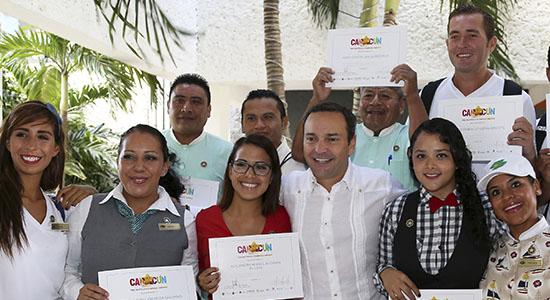 premios paul cancun