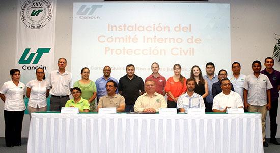ut proteccion civil