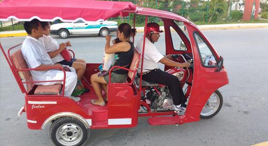 mototaxis Puerto Aventuras1