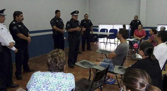 policia prevencion