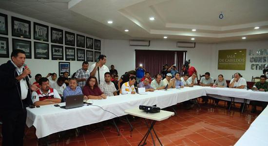 comité operativo municipal