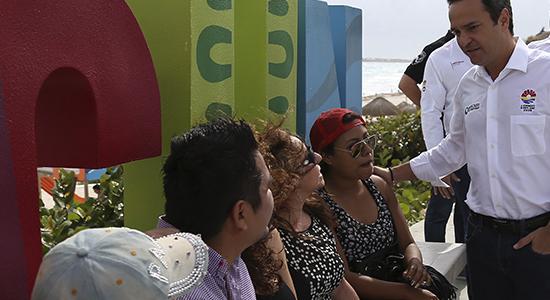 turistas nacionales cancun