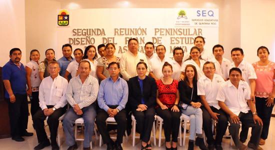 reunion-peninsular-para-la-asignatura-maya-se-realiza-en-chetumal