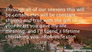 robert sexton quotes