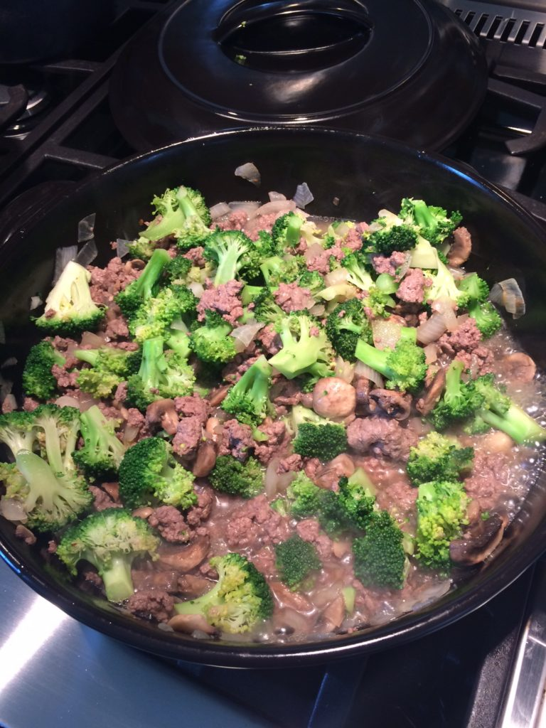 Ginger Beef and Broccoli Stir fry | Paleo, Whole30, Low-Carb