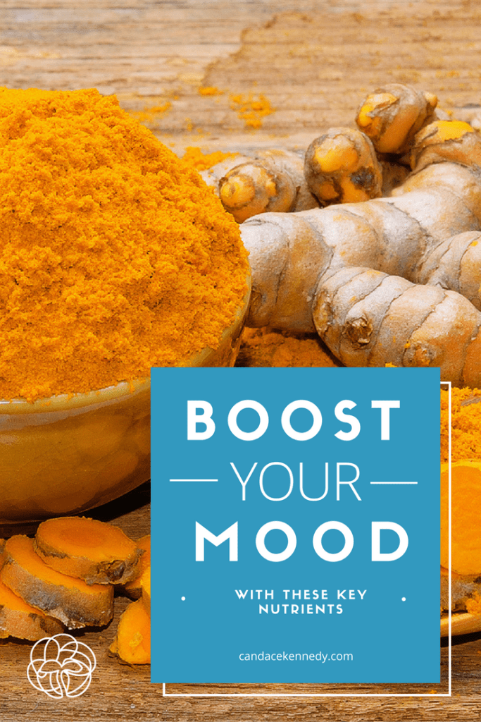 turmeric can boost your mood