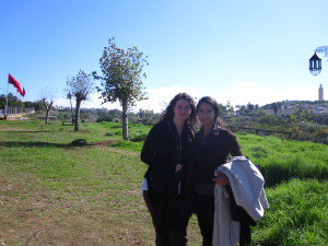 Solo in Morocco - a friend I met in Meknes