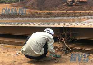 Sửa chữa và lắp đặt cân ô tô – cân xe tải tại Lào Cai – Yên Bái