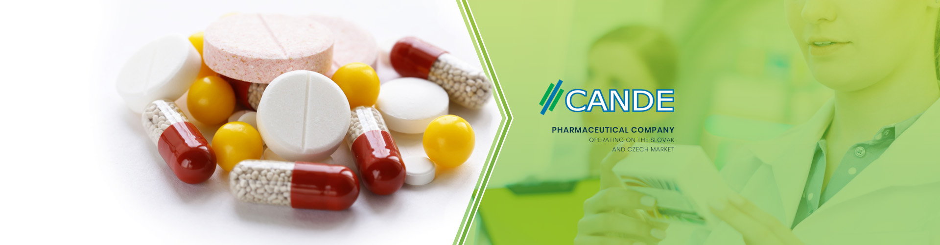 CANDE Pharmaceutical company