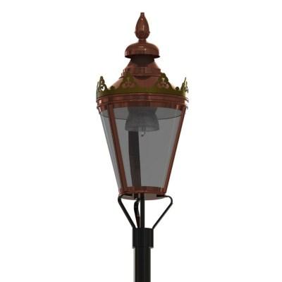 newhall lantern