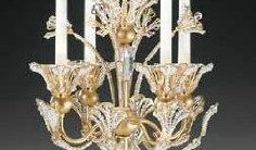 Christmas Table Candelabra